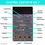 What all those buttons in Control Center really mean.