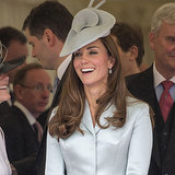 Kate Middleton at Order of the Garter Ceremony 2014