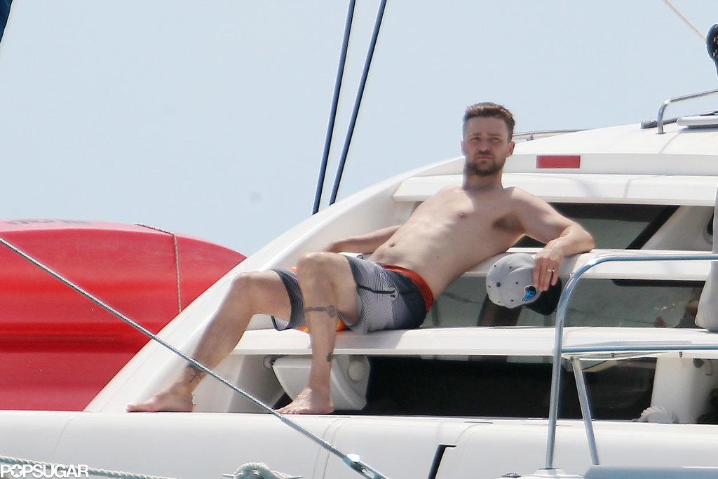 33: Justin Timberlake