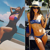 Celebrity Bikini Pictures Summer 2014 | Video