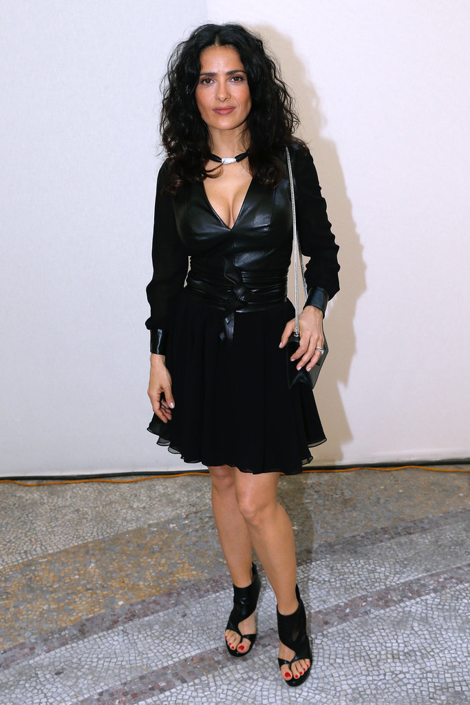 Salma Hayek at 47