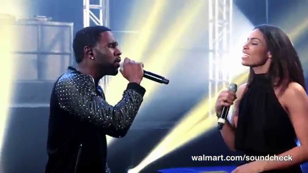 "Jordin Sparks and Jason Derulo: ""Vertigo"""