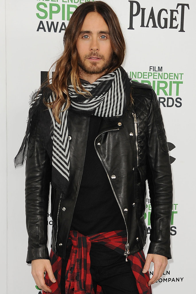 Jared Leto is in talks to star in Brilliance, a futuristic thriller that Will Smith dropped out of earlier this year. Noomi Rapace is also attached as the female lead.