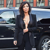 Kim Kardashian Sexy Outfits Since Becoming a Mother