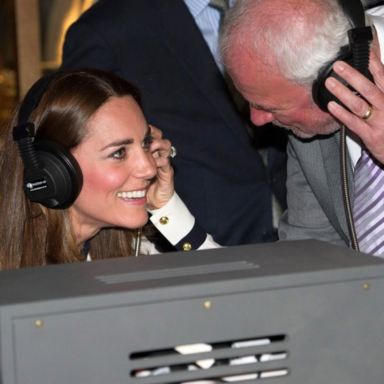 Kate Middleton Solo Appearance at Bletchley Park