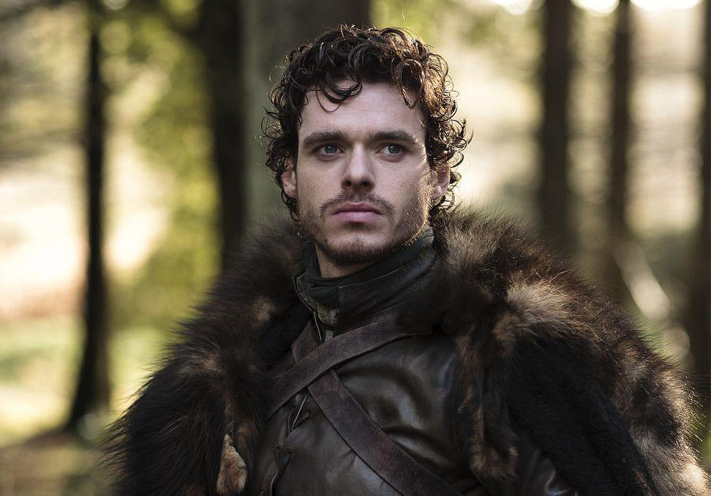 Let's Never Forget Robb Stark's Good Looks
