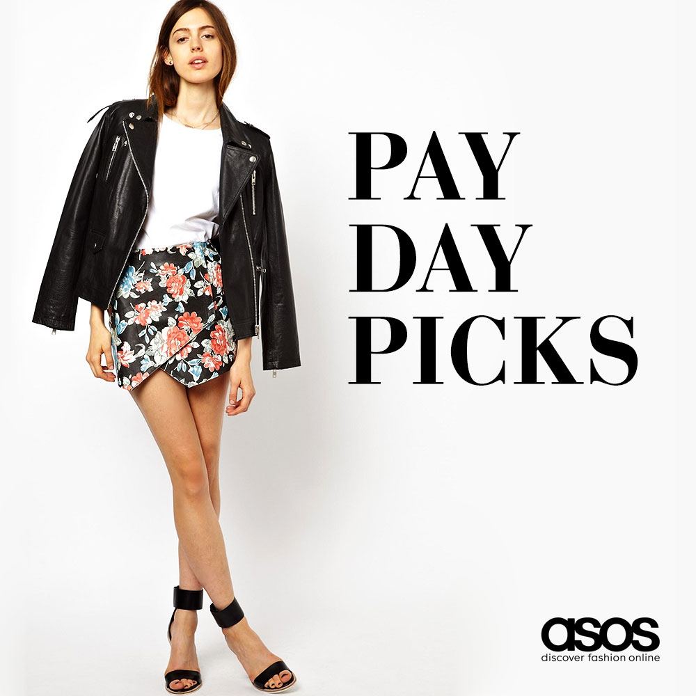 ShopStyle Edit Pay Day Picks from ASOS