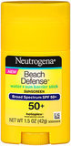 Neutrogena Beach Defense Sunscreen Stick SPF 50+