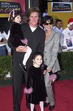 Kendall made her red carpet debut 14 years ago in 2000.