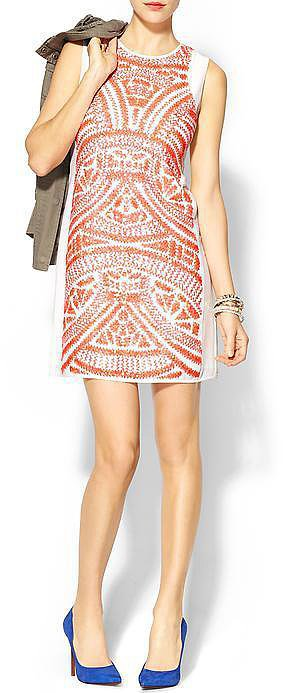 Shoshanna Embellished Dress