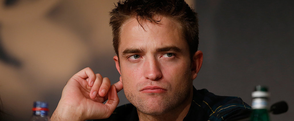Robert Pattinson Has Been Saying the Weirdest Things
