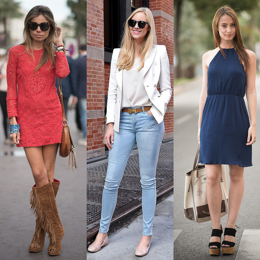 Give Your All-American Girl Look a New Twist