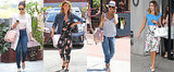 No Need to Phone a Friend; Jessica Alba Is Your Street Style Lifeline