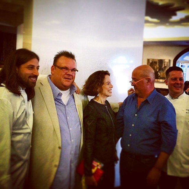 Chefs Gathered
