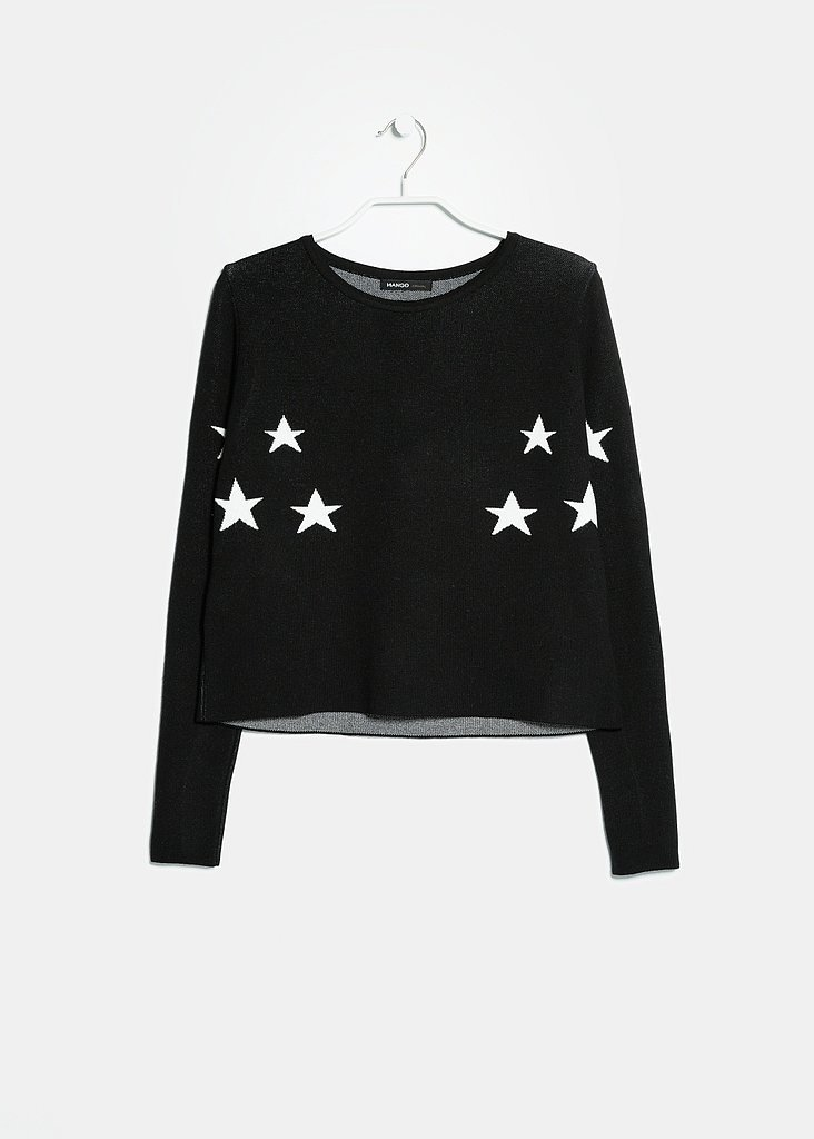 Mango Star Sweater