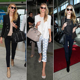 Rosie Huntington-Whiteley Off-Duty Style Pictures
