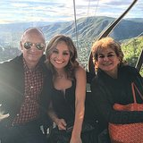 Giada De Laurentiis Captured the View