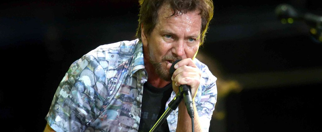 "Even Pearl Jam Can't Get Enough of ""Let It Go"""