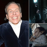 Warwick Davis, Professor Flitwick and Griphook