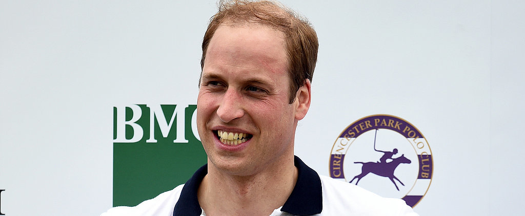 Speed Read: Prince William May Have a Big New Job
