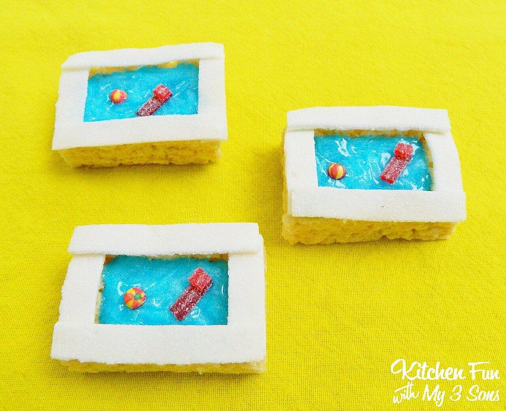 Poolside Sweets