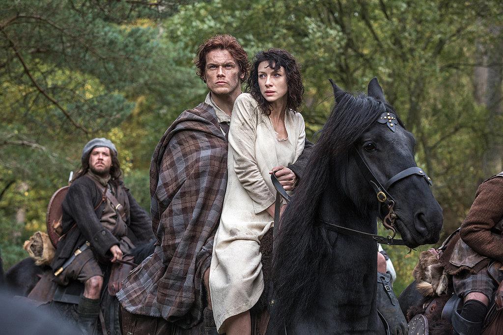 Jamie y Claire Casting-Excellent