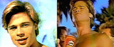 That Time Brad Pitt Starred in an '80s Pringles Ad