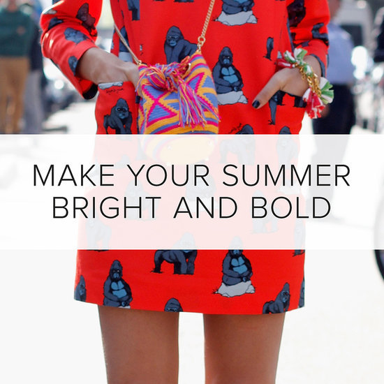 Bright Summer Clothes | Shopping