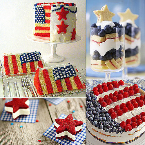 Make: Get Ready For the Fourth of July With These Patriotic Treats