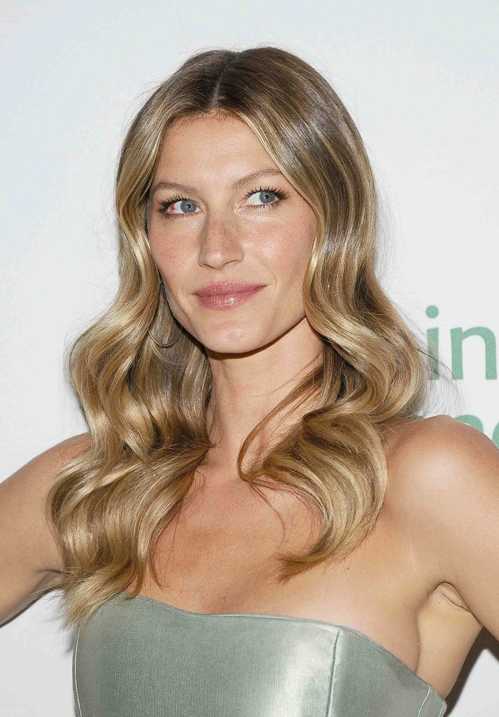 Gisele Bündchen Goes (Almost!) Bald For Balenciaga