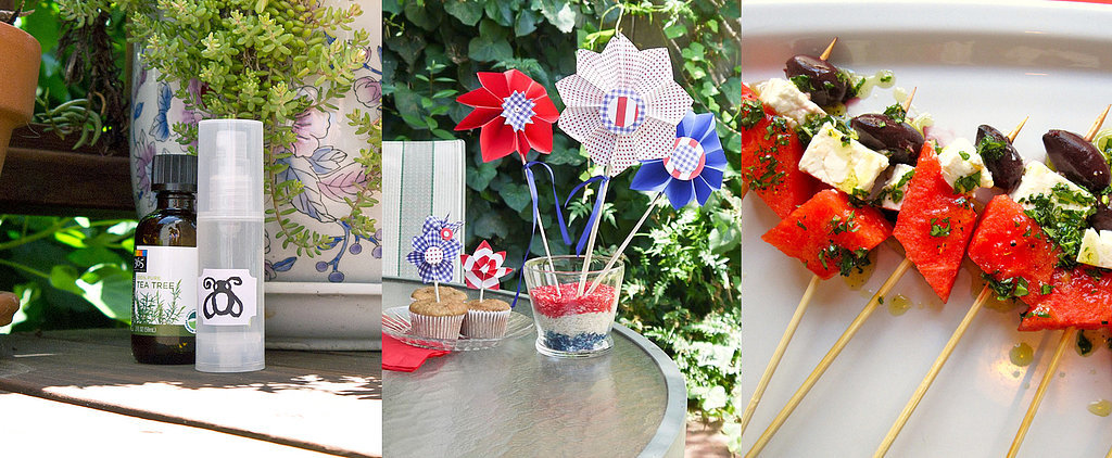 Get Festive With Fourth of July DIYs