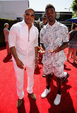Nelly and Luke James