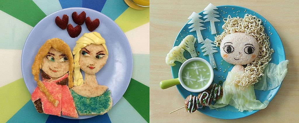 Do You Want to Build Some Lunches? 10 Works of Frozen Food Art