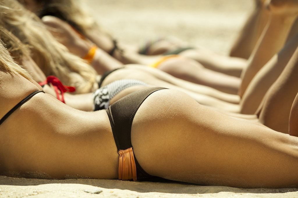 6 Quick Beauty Fixes to Get Bikini-Body Ready by the Weekend