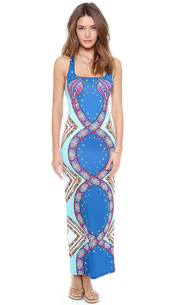 Mara Hoffman Printed Maxi Dress