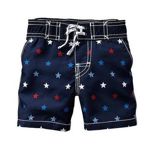 Wear These: Gap Swim Trunks