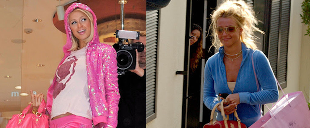 The Most Iconic Juicy Couture Tracksuit Moments in History — Today on POPSUGAR Live!