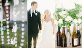 Hannah and Joe's Rustic California Vineyard Wedding