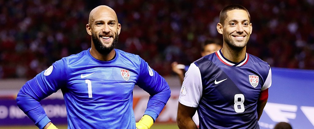 "President Obama's Advice to Tim Howard: ""Shave Your Beard!"""