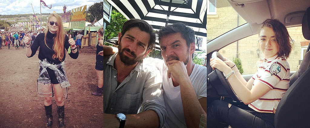 Missing Game of Thrones? Keep Up With the Stars on Instagram!