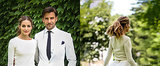 Olivia Palermo's Wedding Ponytail Started a Trend