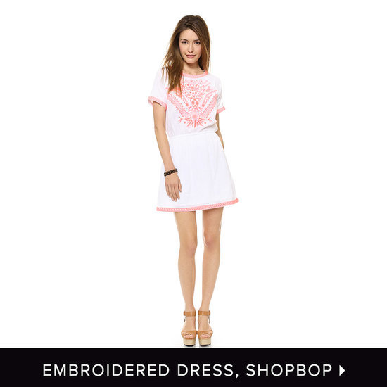 Shopbop White Dress
