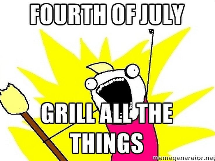 The Funniest Fourth of July Memes