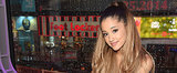 Ariana Grande Beats the Heat With a Perfect Pony