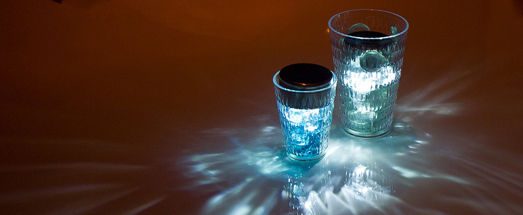 Get the Party Started With Smart Solar Lights