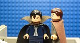 The Sherlock Finale as Lego Stop-Motion Animation