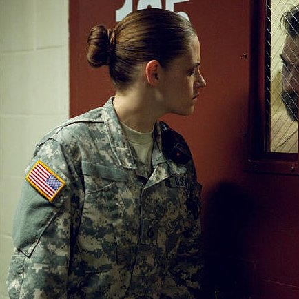 Pictures of Kristen Stewart in Camp X-Ray