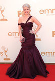 Perhaps Kelly Osbourne used Keira's 2006 plum fishtail dress as inspiration for choosing this beautiful J. Mendel piece for the Primetime Emmy Awards in 2011.