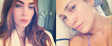 22 Stars Who Dare to Bare Their Makeup-Free Skin