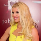 Jessica Simpson Wedding Hair